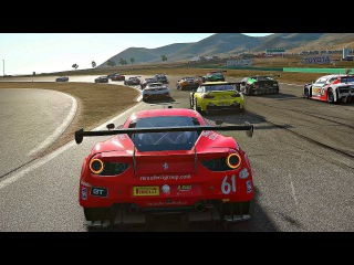 Project CARS 2 - Gameplay Ferrari 488 GT3 @ Willow Springs 4K 60FPS ULTRA