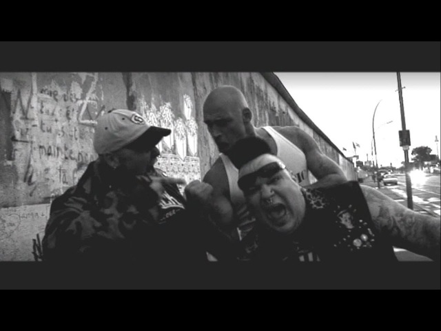 TOXPACK - CULTUS INTERRUPTUS (OFFICIAL VIDEO 2007) FEAT. ATZE (TROOPERS) / KOEFTE (MAD SIN)