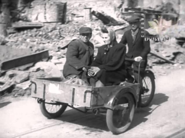 Колёса Страны Советов 6 серия Троллейбусы и электотранспорт СССР