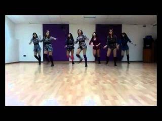 Девченки танцуют носа