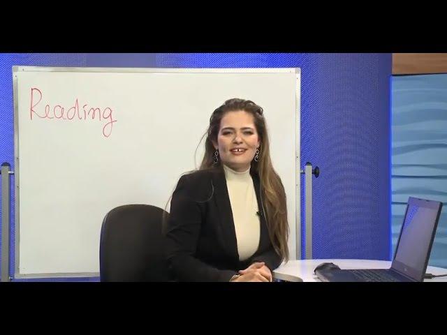 Аз уча английски с Николая Тест и Читанка Reading Еп 40 Сезон 2