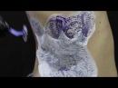 Термопечать в татуировке