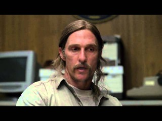 """True detective Rust cole - """" sometimes I think I'm just not good for people"""""""