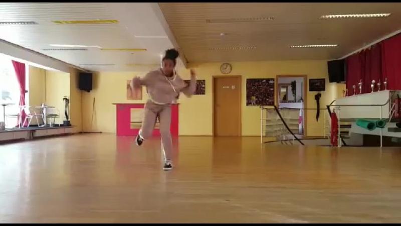 BABY GIRL Mofak dance choreography Denise Louise