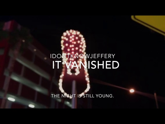 IT VANISHED ( Prod by Cavy )
