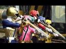Power Rangers Samurai - Room for One More - Power Rangers vs Steeleto.