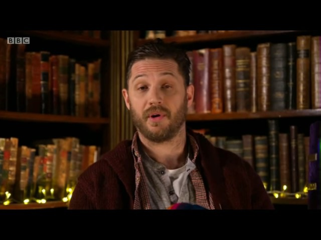 CBeebies Bedtime Stories - Tom Hardy - Odd Dog Out by Rob Bidduph 15/05/2017