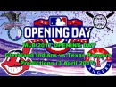 MLB The Show 17 Cleveland Indians vs Texas Rangers Predictions MLB2017 (3 April 2017)