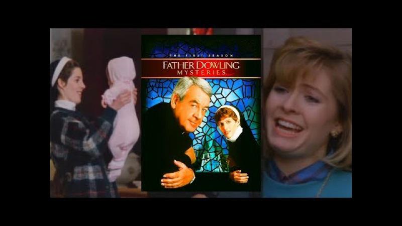 Тайны отца Даулинга 1x8 Тайна симпатичного младенца Женщина оставляет ребенка