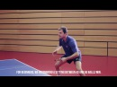 Tutorial with Timo Boll Butterfly AMICUS table tennis robot