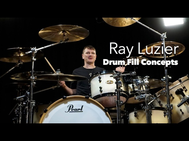 Drum Fills with Ray Luzier