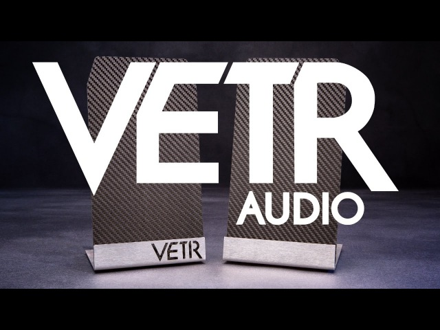PANL1 Speaker System by VETR Audio Ditch The Box