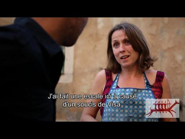 Extrait Streetosphere Lisbonne - Camilla Watson