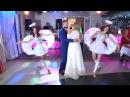 Артём и Анна. Невеста поёт трогательную песню для жениха на свадьбе