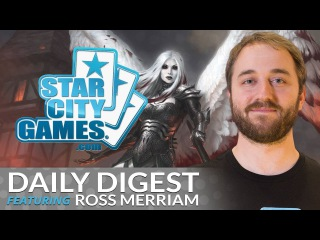 Daily Digest: U/W Angel Delver with Ross Merriam [Modern]