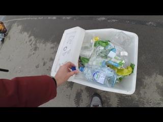 Как мы мусор сортируем и куда сдаем! Личный опыт.