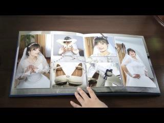 Весільна фотокнига / Wedding Book