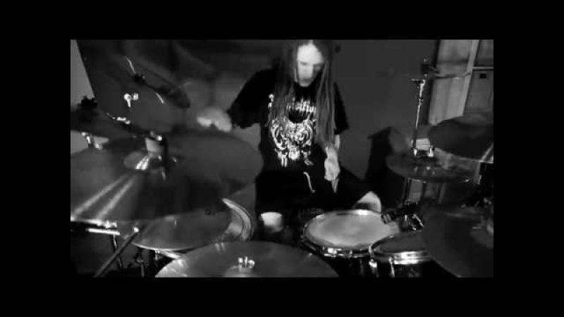 GHOSTEMANE Venom Drum Cover