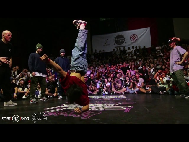 LAST SAMURAI vs FOUND CARNIVAL | FINAL BBOY 4on4 | RADIKAL FORZE JAM 2017