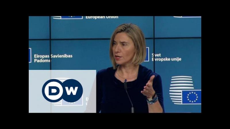 Могеріні ЄС і надалі підтримуватиме Україну
