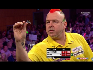 Michael van Gerwen vs Peter Wright (Grand Slam of Darts 2017 / Final)