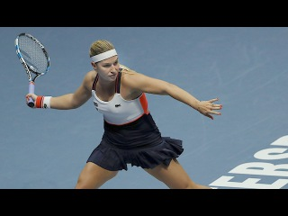 2017 St. Petersburg Ladies Trophy Second Round   Dominika Cibulkova vs Donna Vekic   WTA Highlights