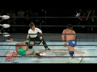 AJPW New Year Shining Series 2013 () - День 2