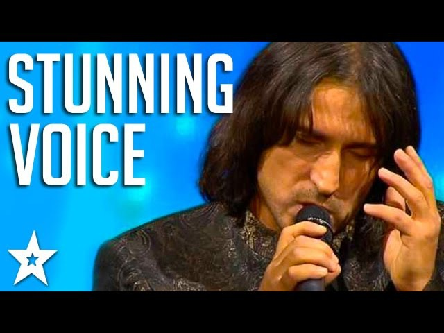 STUNNING Pure VOICE Singing The Earth's Song All Genadi Tkachenko's Auditions Got Talent Global
