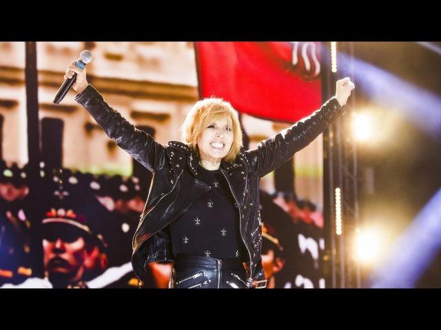 Ольга КОРМУХИНА - КУКУШКА (Виктор Цой) | День России, Красная Площадь, 2017