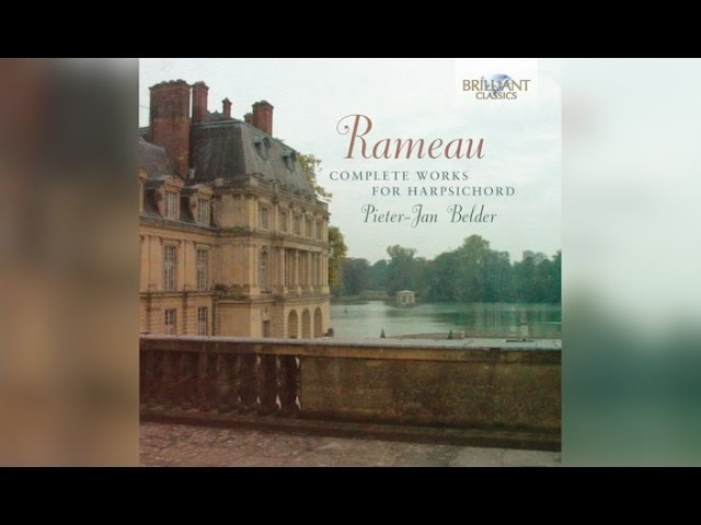 Rameau Complete Works for Harpsichord (Full Album)