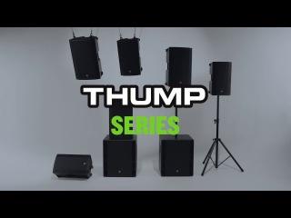 Профессиональные акустические системы - Mackie Thump Series