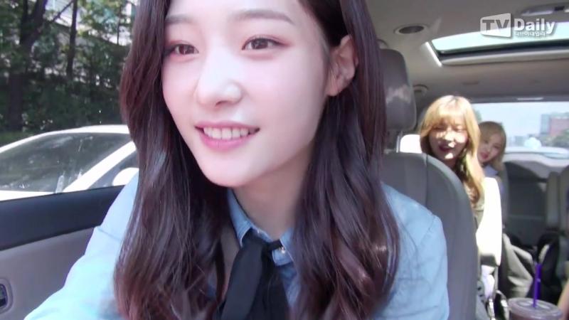 Chaeyeon LGU x TvDaily Cut