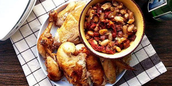 Что приготовить из курицы: 6 интересных рецептов от Гордона Рамзи, изображение №2