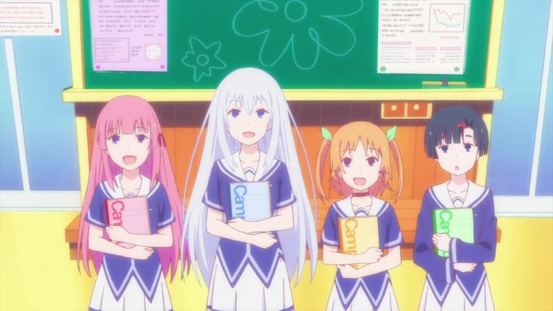 AnimeOpend Oreshura 1 OP Opening NC Меж двух огней Девушка и подруга детства 1 Опенинг 1080p HD