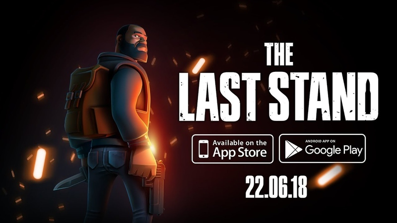 Обновление The Last Stand: Battle Royale Геймплей Трейлер