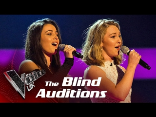 Belle Voci - Flower Duet (The Voice UK 2018)