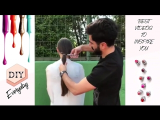 Extreme haircut compilation by professional | cutting hair short
