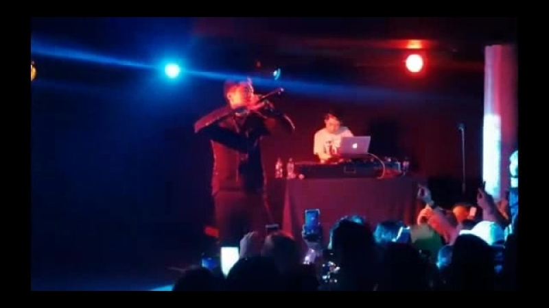 [Fancam cuts] 180416 Rockbottom (Kidoh) 2018 Live in Europe in London - cr. @jessbarrett227 (ig)