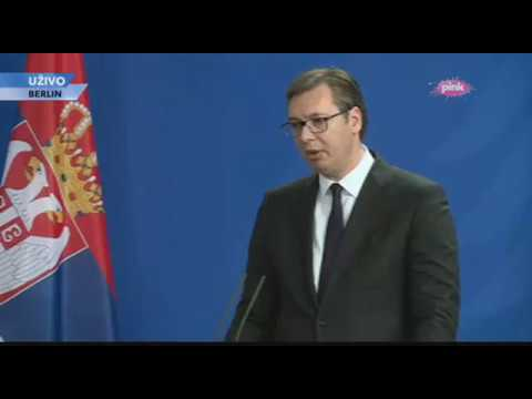 Vučić Učinićemo sve da se izbegnu sukobi na Balkanu