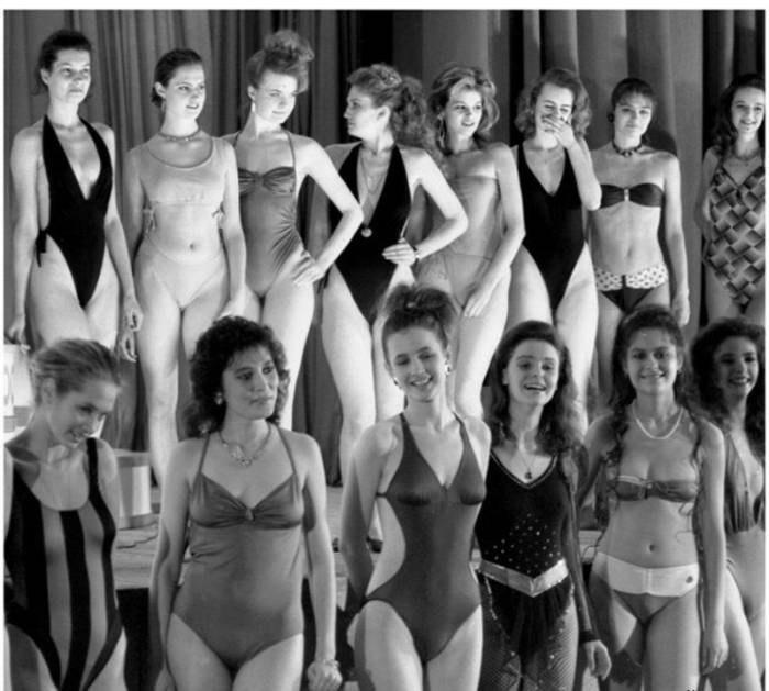 Первый советский конкурс красоты, 1988 г., изображение №2