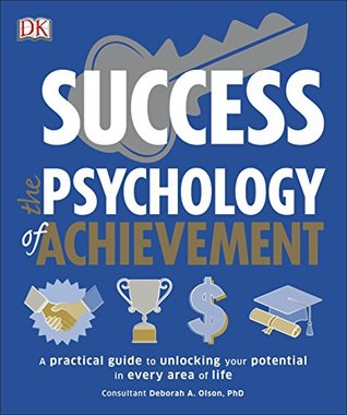 Book cover Sucess Psychology of Achievement