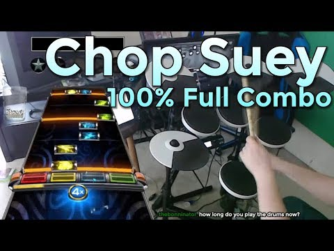 System Of A Down - Chop Suey 100 FC (Expert Pro Drums RB4)