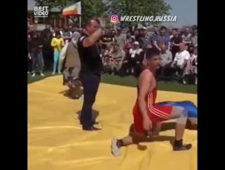 Когда внук проигрывает