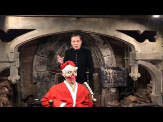 Шок! Александр Невзоров о реальной сущности Деда Мороза, тотальном запрете спичек в СССР и ледяной статуи товарища Постышева