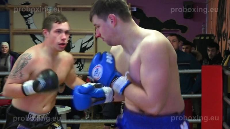 16.01.2016 Fight 6 proboxing.eu