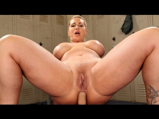 Ryan conner dominant milf gets a creampie after anal sex