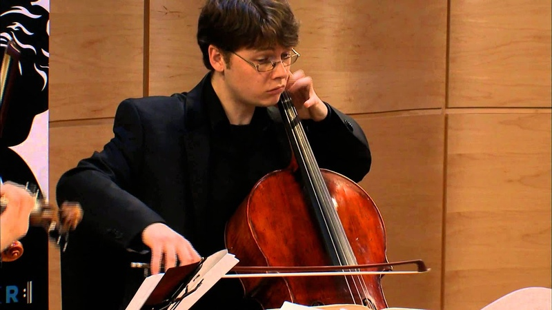 Beethoven String Quartet No 11 in F minor Op 95 Serioso Amphion Quartet Live