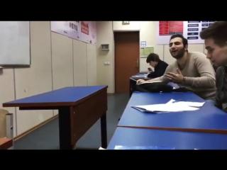 Армянин на экзамене ОдноКавказцы