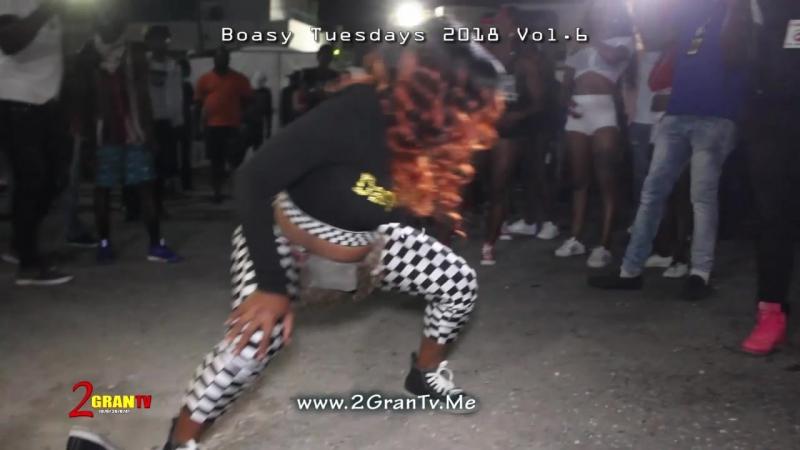 Boasy Tuesdays 6 Jamaican Dancehall Reggae Party Videos 2018