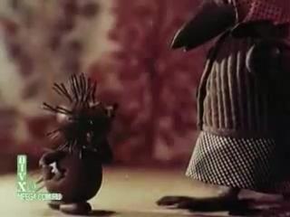 Пластилиновый ёжик (1969)  Добрые советские мультфильмы